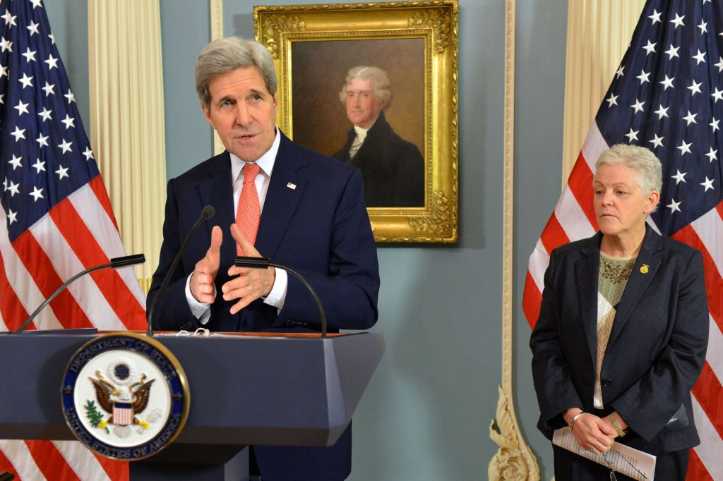 Kerry Remarks at DOS EPA Air Quality Agreement Launch