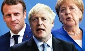 تصویر از فعال شدن مکانیزم ماشه توسط سه کشور اروپایی