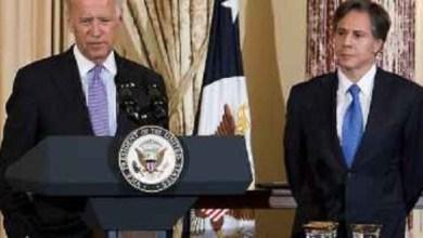 تصویر از اعلام سرفصل های سیاست خارجی امریکا توسط آنتونی بلینکن،وزیر خارجه