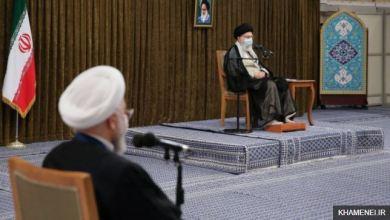 تصویر از دیدار خداحافظی دولت روحانی با رهبر: خامنهای همه چیز را بر سر دولت روحانی خراب کرد