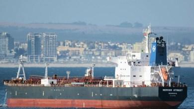 تصویر از عملیات اختلال ترابری دریایی بین ایران و اسرائیل
