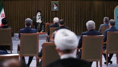 تصویر از تلخ ترین دیدار خداحافظی خامنهای با دولتی که کارش به پایان رسیده