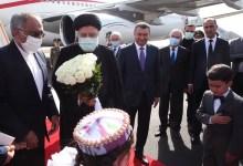 تصویر از سفر رئیسی به تاجیکستان برای اجلاس شانگهای