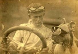 Bud the Pit Bull 1903