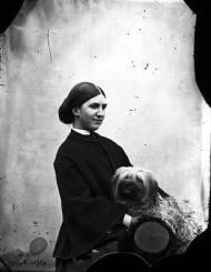 Helen Dillon and Zoe - Ireland 1864