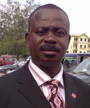 Deputy Western Regional Minister, Mr. Alfred Ekow Gyan