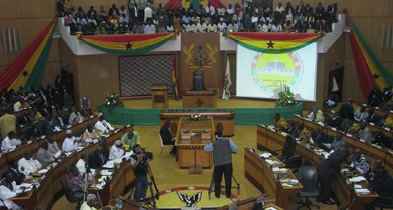 Ghana Parliament House
