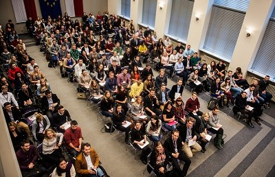 First session of the 11th edition of the Academy of Young Diplomats