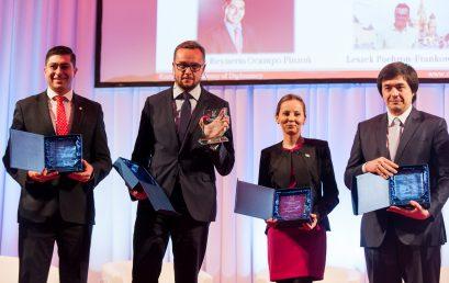 2014 Alumni of the Year Award