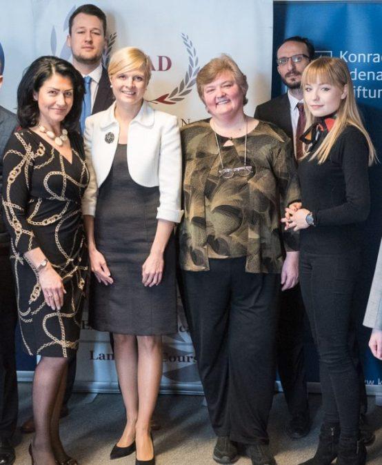 Fall European Diplomacy Workshop: EU Foreign Policy