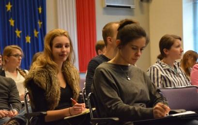 III zjazd XII edycji Akademii Młodych Dyplomatów