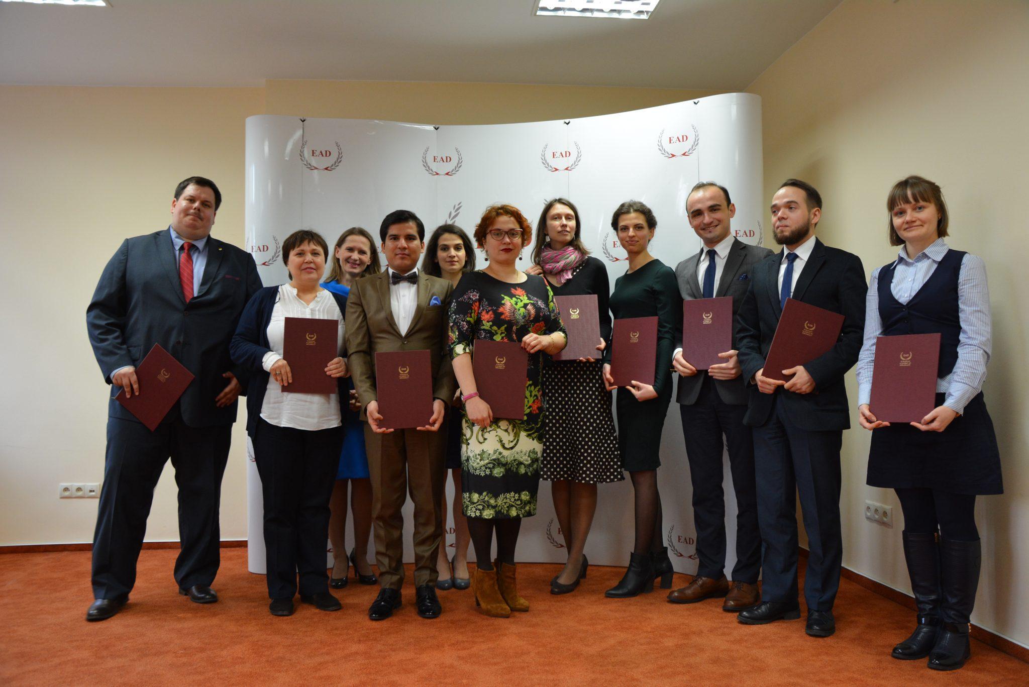 Spring School of Diplomatic Skills