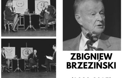 Pożegnanie Prof. Zbigniewa Brzezińskiego
