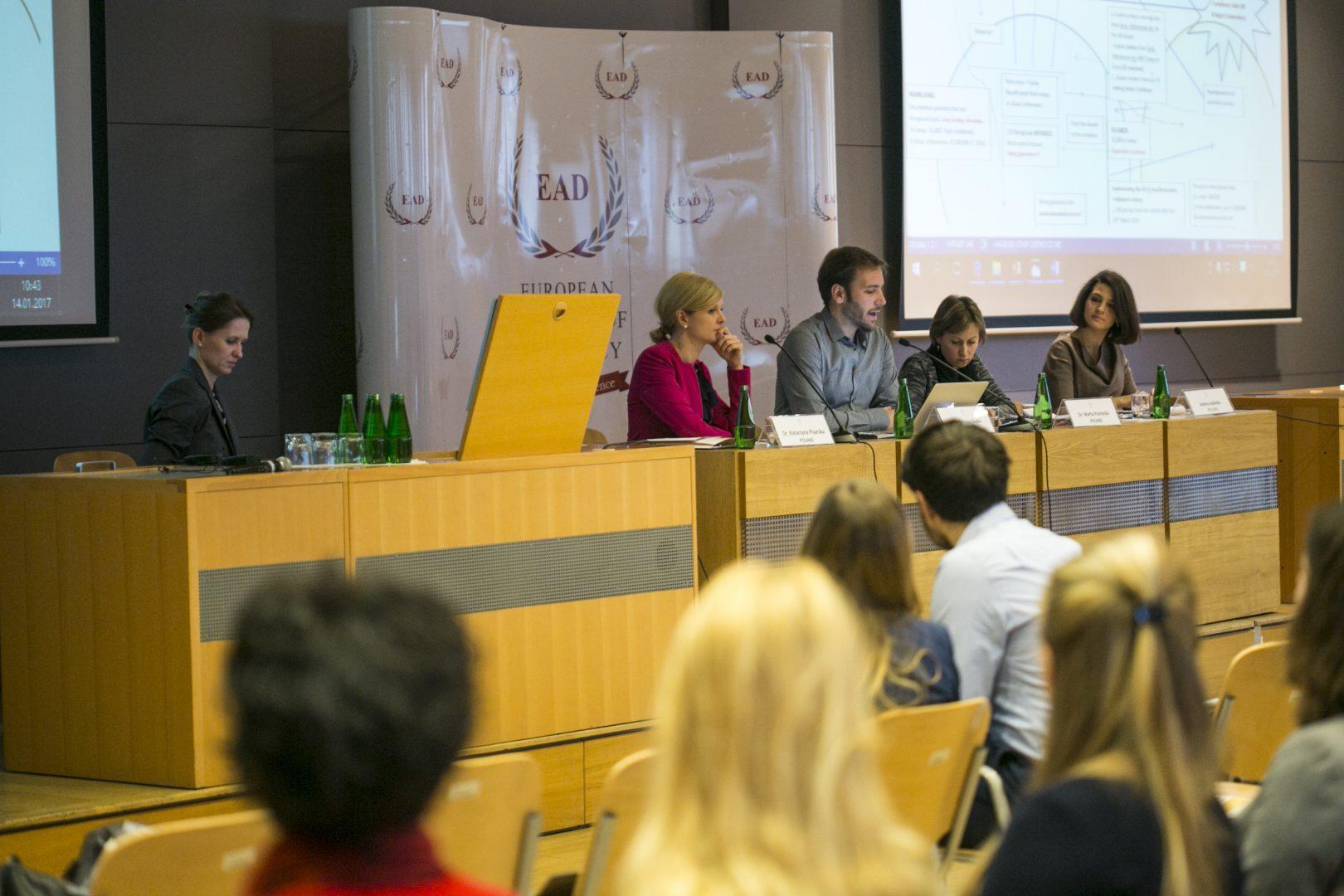 Konferencja międzynarodowa wKrakowie