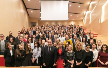 Role of EU and NATO in providing peace and security in Europe – AYD international conference, 12-14 January 2018