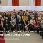 Check the AYD main highlights – application deadline 15th of June!