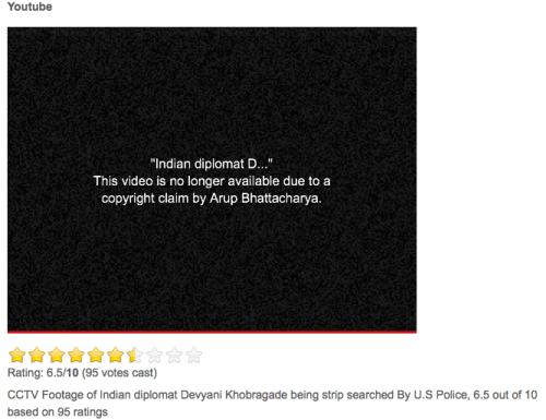 Indian Diplomat Devyani Khobragade Strip Search Video Is