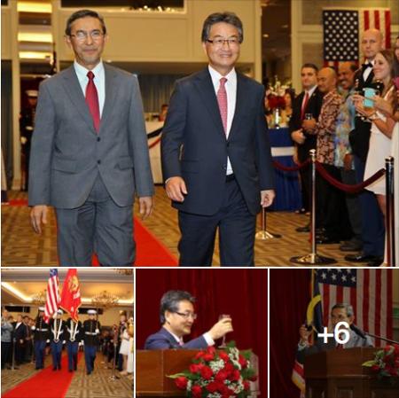 US Embassy KL/FB