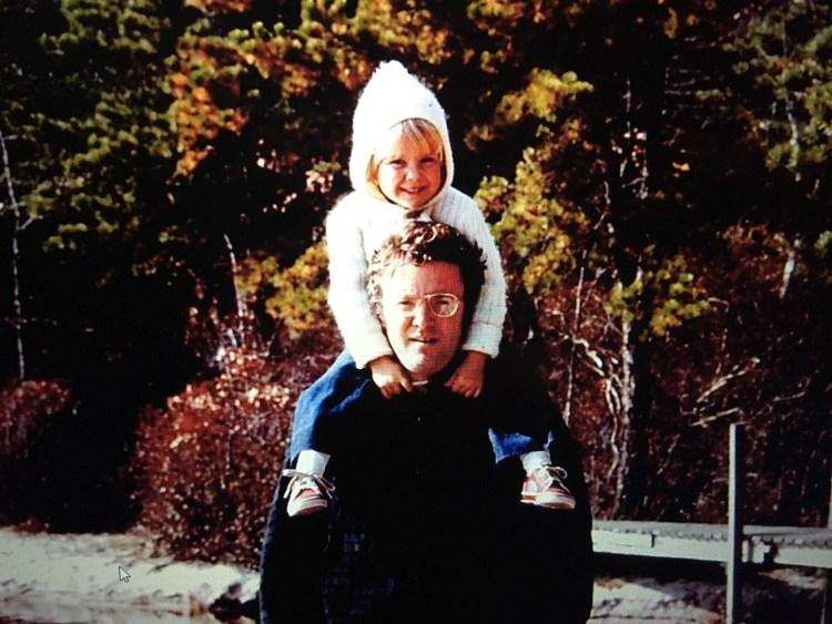 dad and me miskiania