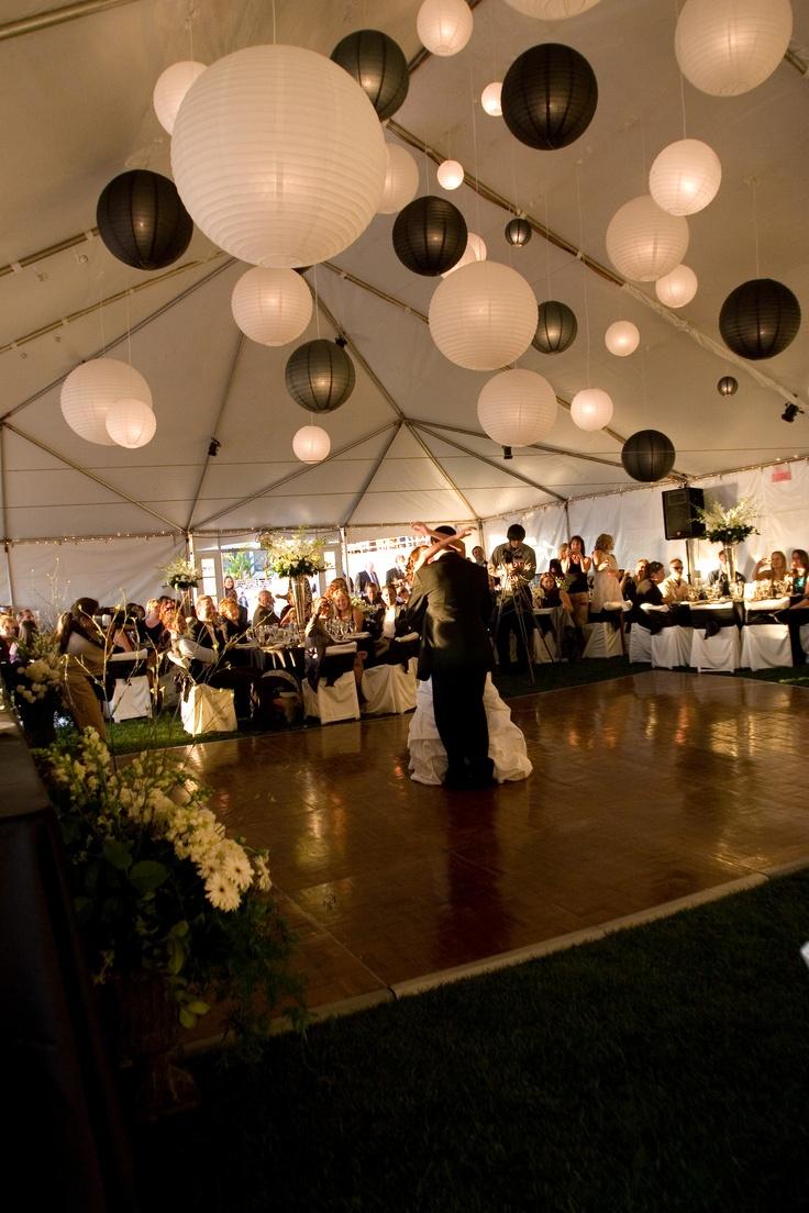 Black Amp White Wedding Theme Ideas