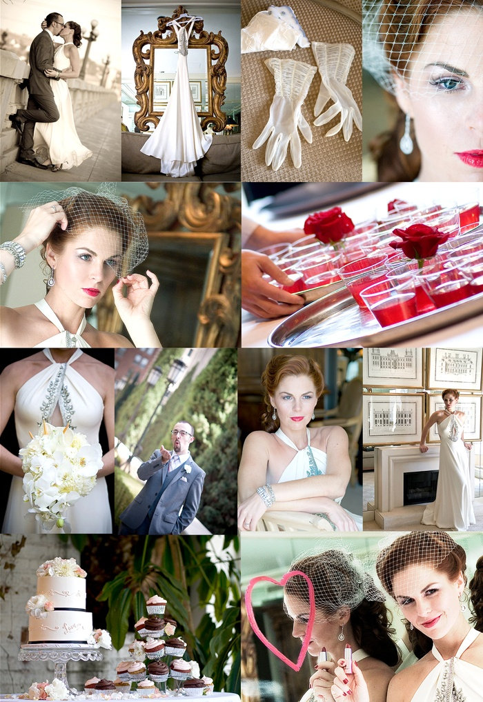 Classic Hollywood Wedding Theme Ideas | Inviwall.co