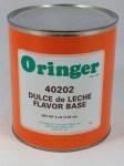 Oringer Dulche De Leche Base ZCF202