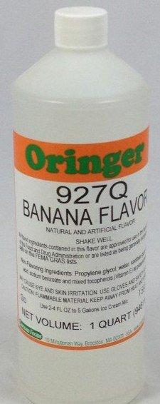 Banana Flavor   ZCF927