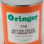 Butter Pecan Base |ZCF716