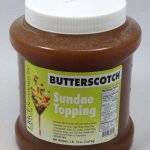 Butterscotch Topping | ZRC620