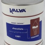 Chocolate Candy Crown Coating | ZSE1301