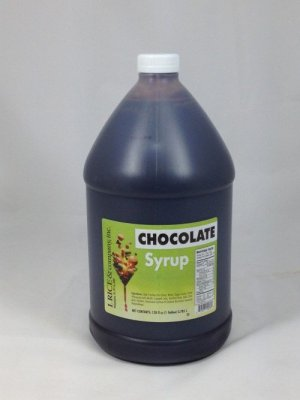 Chocolate Syrup   ZRC092