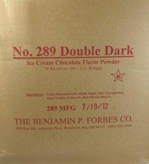 Forbes Double Dark Chocolate Powder | ZBB649