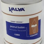 Peanut Butter Candy Crown Coating | ZSE1306S