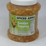 Spiced Apple Topping | ZRC617