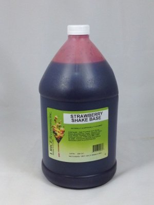 Strawberry Shake Base | ZRC100