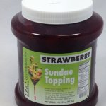 Strawberry Topping   ZRC619