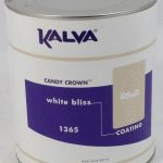 White Chocolate Candy Crown Coating | ZSE1364S