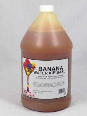 Banana Water Ice Base | ZRC002