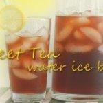 Sweet Tea Water Ice Base   ZRC055