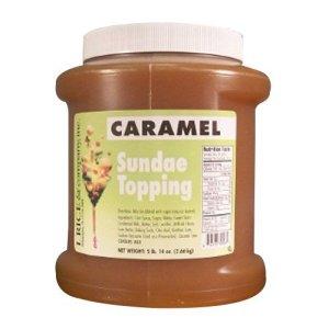 RTU Caramel Topping