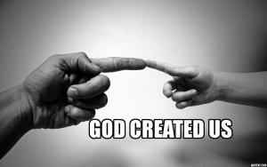 God Created Us