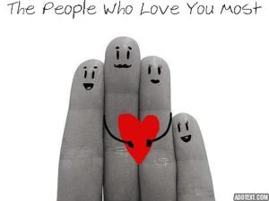 The People Who Love You Most