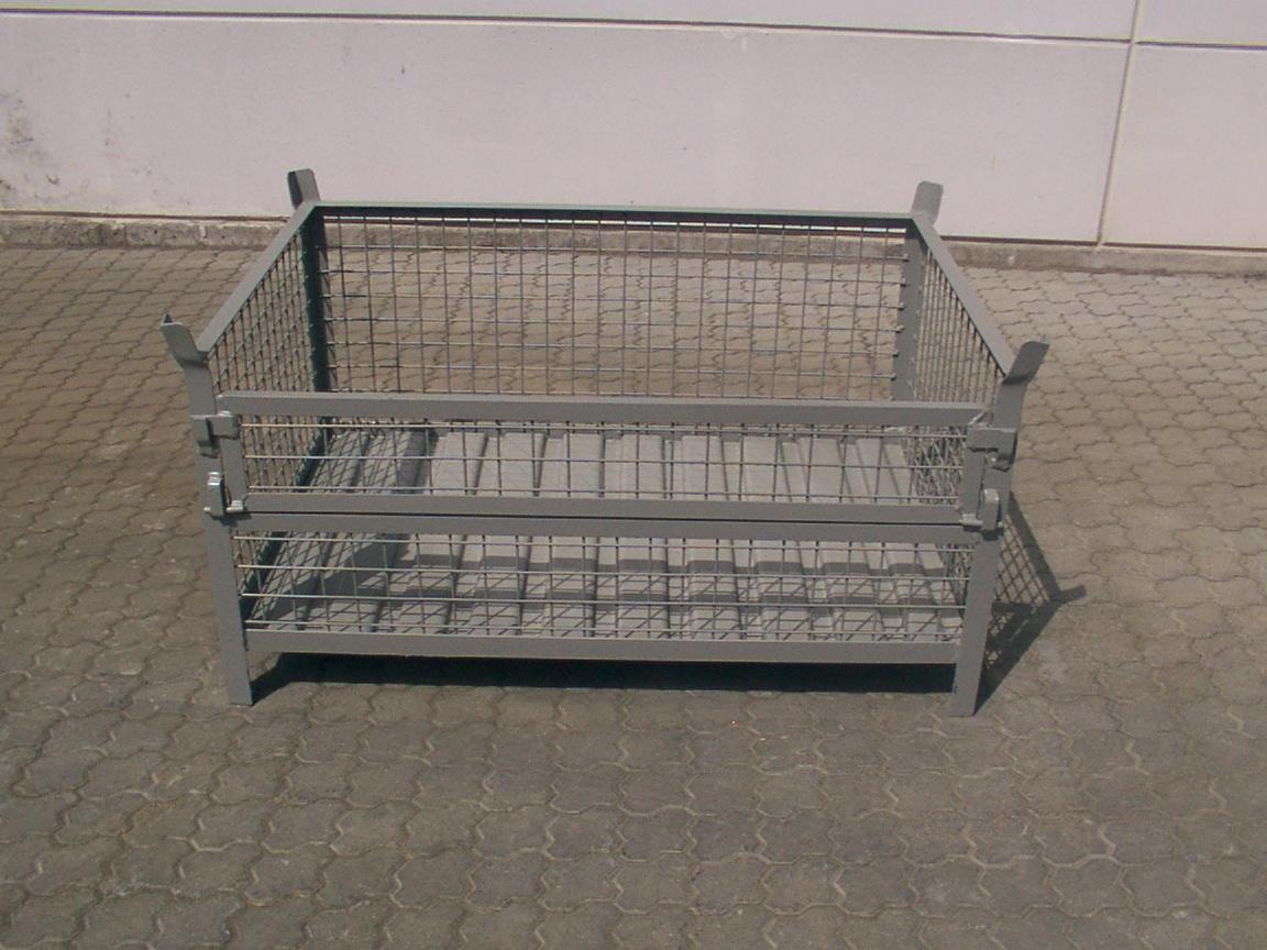 Industrie-Gitterbox