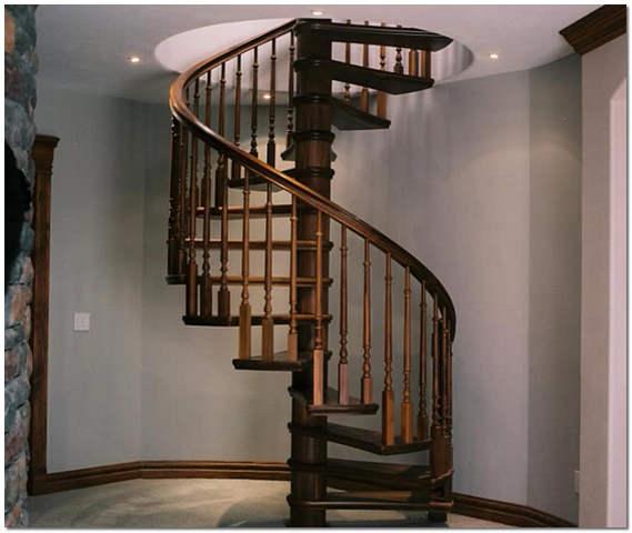 Дизайн лестницы в частном доме фото лестницы Diprisstudio