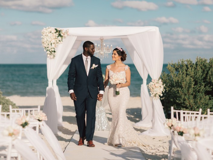 WEDDING IN CANCUN, DREAMS PLAYA MUJERES