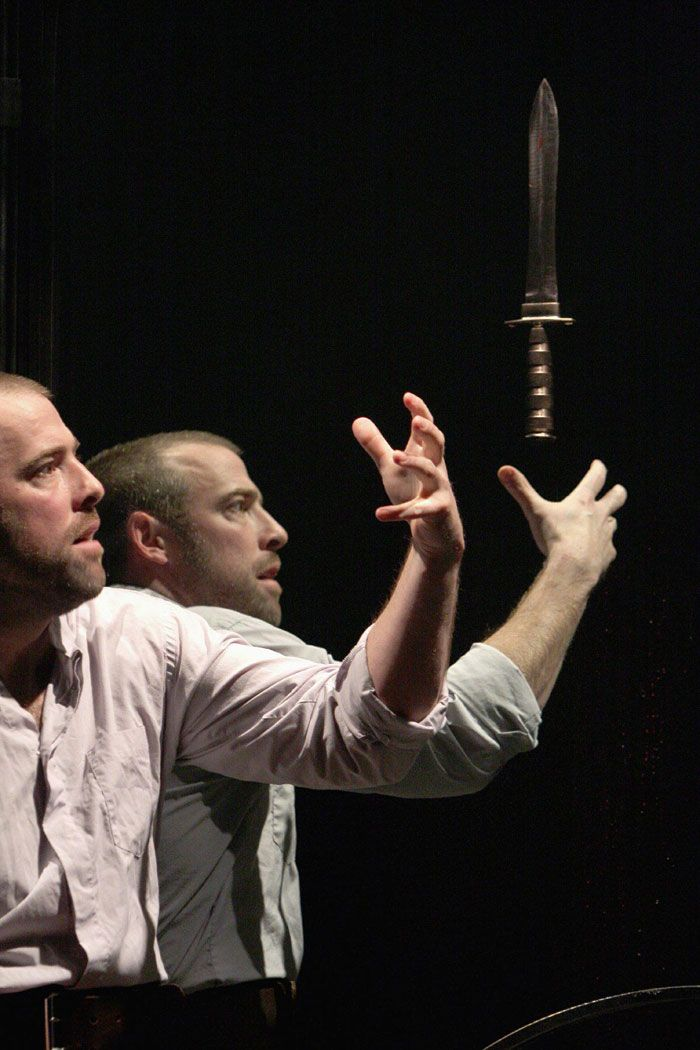 Macbeth Act 2, Scene 2 – Is this A Dagger?