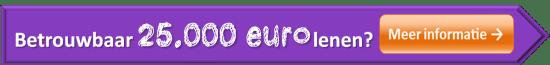25000 euro lenen vergelijken