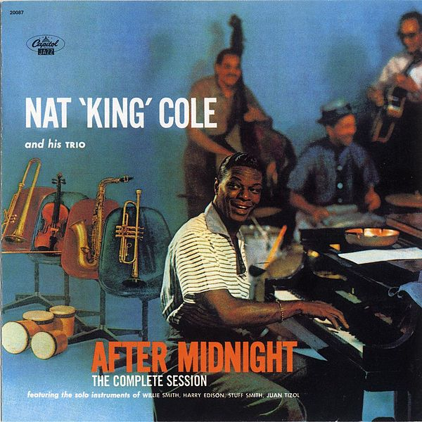 Image result for After Midnight: The Complete Session Nat King Cole