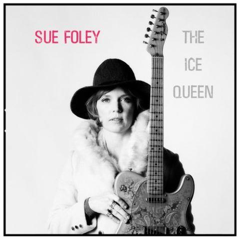 Sue Foley - The Ice Queen ile ilgili görsel sonucu