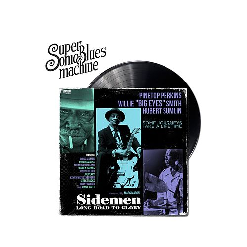 supersonic blues machine # 77